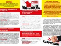 Памятка по антикоррупции 1